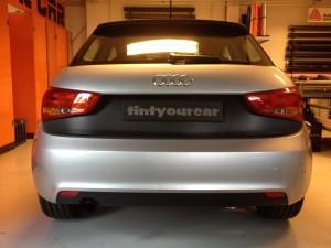 Auto wrappen Audi A1