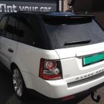 autoruiten tinten Range Rover