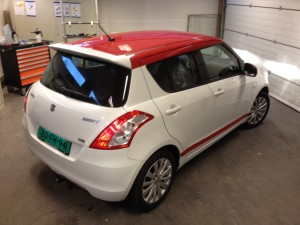 suzuki-swift-wrappen-dak