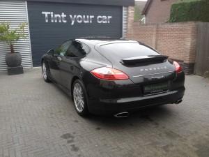 Autoramen tinten Porsche Panamera