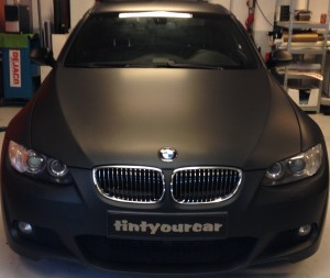 carwrap BMW