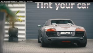 autowrappen en ramen tinten Tint your car