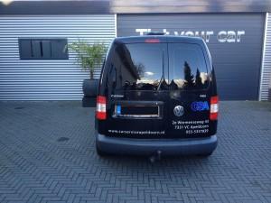 autoramen tinten Volkswagen Caddy