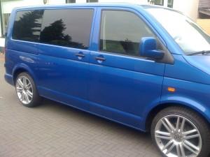 autoramen tinten Volkswagen T5