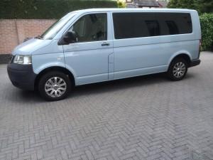 autoruiten-tinten VW transporter T5
