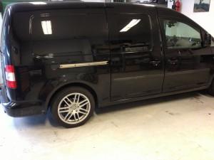 autoruiten-tinten Volkswagen Caddy