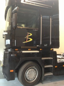 autoruiten tinten vrachtwagen