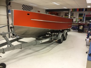 wrappen boot
