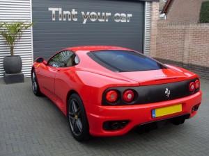 autoramen tinten Ferrari Modena