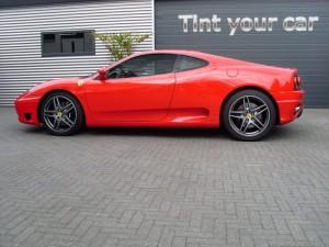 ramen tinten Ferrari Modena