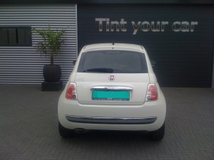 autoramen-tinten Fiat 500