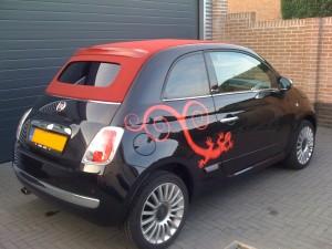 autoruiten-tinten Fiat 500