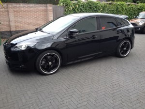 autoramen-tinten Ford Focus RS