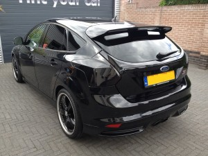 autoramen tinten Ford Focus RS