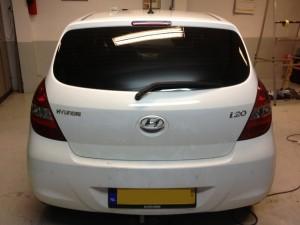 autoramen tinten Hyundai I20