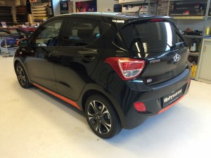 autoruiten tinten Hyundai