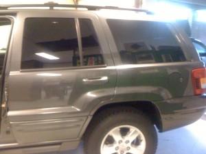 autoruiten-tinten Jeep Cherokee