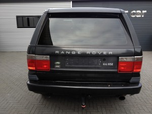 autoruiten tinten Range Rover Landrover