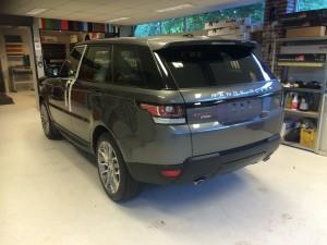 autoruiten tinten Range Rover Sport