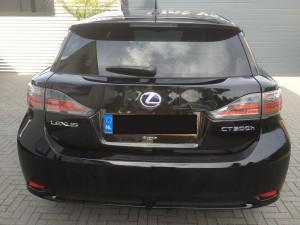 autoramen tinten Lexus