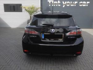 autoruiten-tinten Lexus