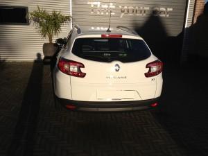 Ruiten tinten Renault Megane
