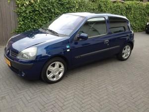 autoramen-tinten Renault Clio