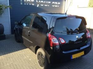 autoramen-tinten Renault Twingo
