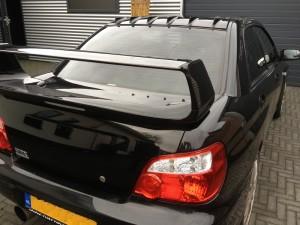 autoramen tinten Subaru WRX