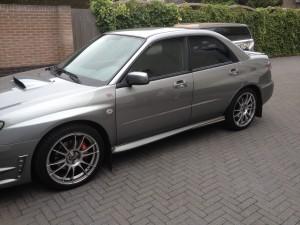 autoruiten-tinten Subaru WRX