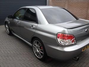ramen-tinten Subaru WRX