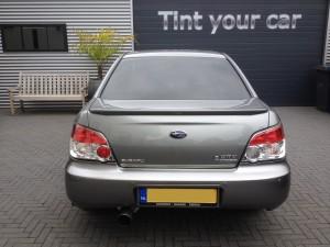 ramen tinten Subaru WRX