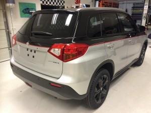autoruiten tinten Suzuki Vitara Turbo