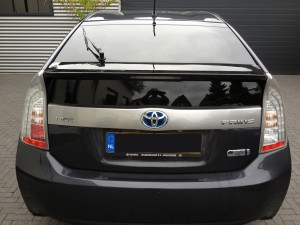 autoramen tinten Toyota Prius