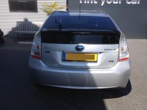 autoruiten tinten Toyota Prius