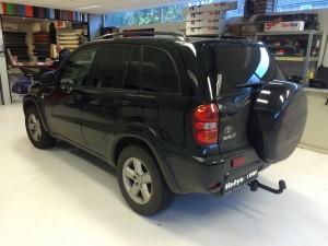 autoruiten tinten Toyota RAV4