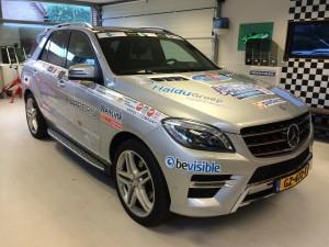 autoreclame-Mercedes