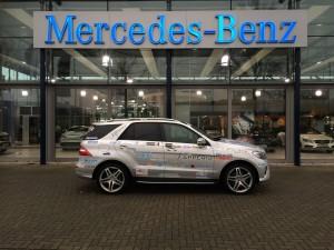 autoreclame Mercedes