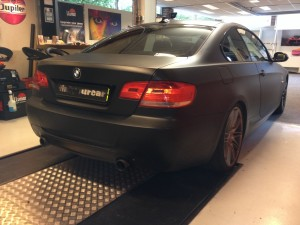 auto-wrappen BMW 2