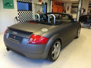 autowrappen Audi TT