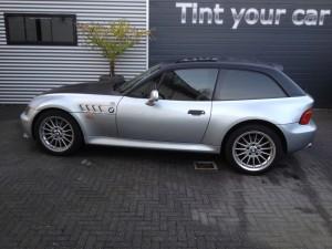 autowrappen BMW Z3 3