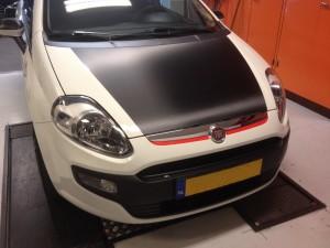 autowrappen Fiat Carbon
