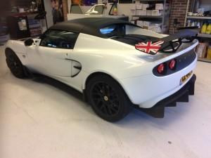 autowrappen Lotus