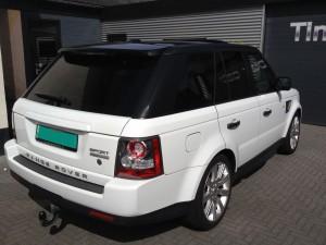 autowrappen Range Rover
