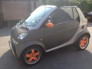 autowrappen Smart 1