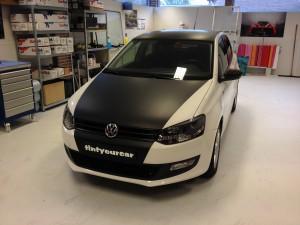 autowrappen Volkswagen