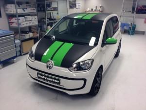 autowrappen Volkswagen 2