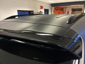 autowrappen dak carbon
