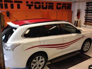 autowrappen viper striping