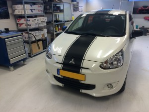 wrappen Mitsubishi Spacestar 2